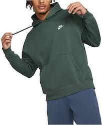 Mens Sportswear Club Fleece Pullover Hoodie