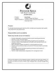 Sous Chef Resume Examples 56 Images This Free Sample Was