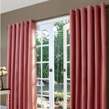 weathermate insulated grommet top curtains thermal curtains inside double wide curtain panels