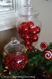 Apothecary Jars Christmas Decorations 100Christmas Decorating Ideas Apothecary Jars Decoration 41