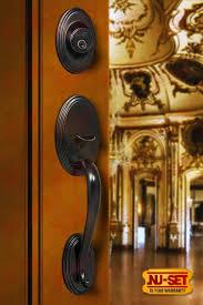 kwikset front door handleNuSet Milan Kwikset Keyed Alike Entry Handleset Handle set Oil