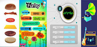 Приложения в Google Play – Furby