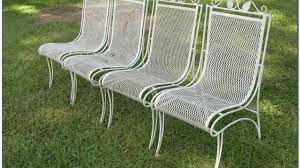 Vintage Wrought Iron Patio Furniture Woodard Patios Home