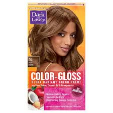 Dark And Lovely Color Gloss Semi