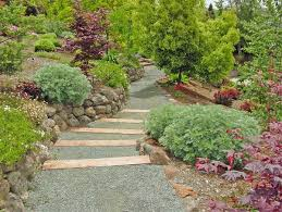 Gravel Garden Design Pict Awesome Inspiration