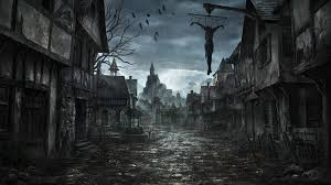 Horror Backgrounds HD Group (72+)