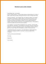 Sick Leave Letter From Doctor School Sick Leave Letter Format India New For Doctor Appointment