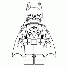 Lego Batman Kleurplaten Leuk Voor Kids