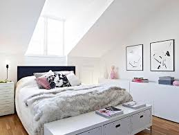 Modern Bedroom Stora Nygatan Apartment Interior Design