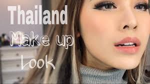 thailand makeup look quách