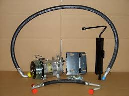 ford sanden a c compressor drop in conversion • 365 00 picclick new ac compressor conversion kit 1969 ford mustang v8