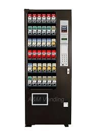 How To Reset A Vending Machine Delectable The Ultimate Cigarette Vending Machine AM Vending Machine Sales