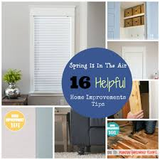 Spring Is In The Air 10 Helpful Home Improvement Tips | Make It ...