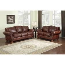 southwestern living room furniture. Brandon Distressed Whiskey Italian Leather Sofa And Loveseat Southwestern Living Room Furniture