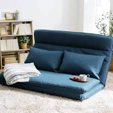 bed furniture image. Ruang Tamu Kursi Sofa Bed Furniture Futon Jepang Lantai Tanpa Kaki Busana Rekreasi Modern Kain Berbaring Kasur Tidur Di Dari Image