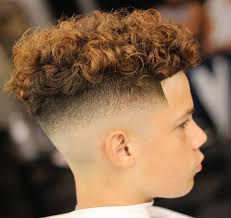 Best 34 Gorgeous Kids Boys Haircuts For 2019