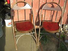 antique pair mid century wooden folding chairs antique deco wooden chair swivel