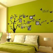 Small Picture Wall Decoration Wall Decal Tree With Frames Lovely Home