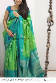 Latest Design Kanjivaram Sarees Avarodha Exquisite Designer Kanjivaram Silk Saree From