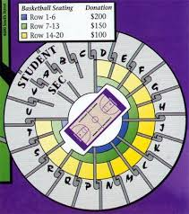 Seating And Tickets Weber State University Athletics