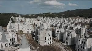Türkei: In Burj Al Babas stehen 600 Schlösser leer - Blick