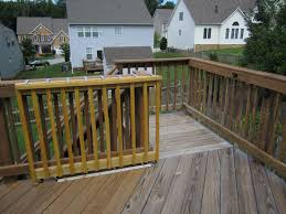 image of porch gates design