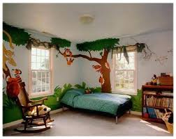 Toddler Room Decor Jungle Themed Bedroom For Kids Cool Inspired Kids Jungle Room  Decor Decoration Ideas
