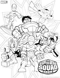 Marvel Coloring Pages Printable Dpalaw