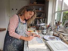 Christie Bird - Biography | Cotswold Contemporary