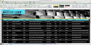 Microsoft Excel Free Templates 5 Useful Microsoft Excel Templates For Indie Film Tv