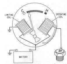 vdo gauges wiring diagrams solidfonts vdo temperature gauge wiring diagrams nilza net
