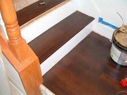 Awesome Installing Hardwood Flooring On Stairs Do You Want To Install  Laminate Flooring On Your Stairs Diy