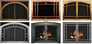 fireplace screens accessories and doors for fireplaces in fairfield