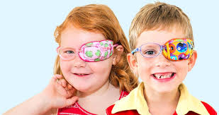 Kay Fun Patch Reusable Medical Eye Patches For Children