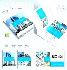Electronic Brochure Template Digital Marketing Brochure Templates Free Downloads Template