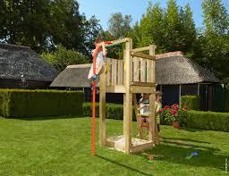 climbing frames for small gardens jungle tower firemans pole