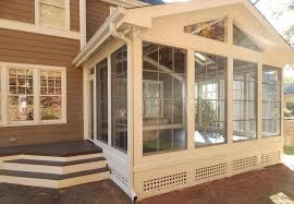 Benefits Of A ThreeSeason Room  Triangle Deck Builders Raleigh NCThree Season Porch