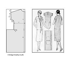 1920s Dress Patterns Amazing 48's One Hour Frock Pattern UPDATED Etsy