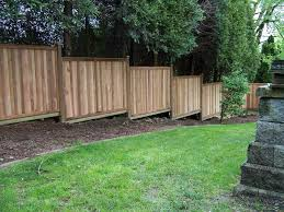 panels how to install fence panels on uneven ground plans freerhryugakueigonet ikea wood privacy u peiranos