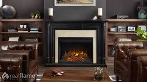 real flame maxwell grand series electric fireplace