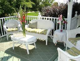 outdoor furniture patio. White Wicker Patio Furniture Sets Outdoor Resin