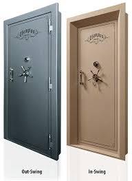 outer door steel thickness