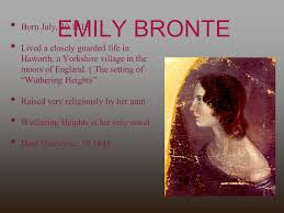 wuthering heights becca udall p by emily bronte ppt 2 emily