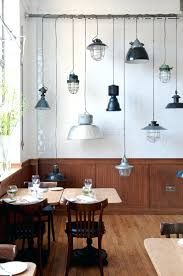 industrial themed furniture. Decorations Industrial Restaurant Decor Style Themed Furniture