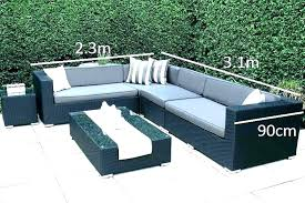 Rattan garden furniture cover Table Shaped Patio Couch Shaped Patio Furniture Shaped Patio Furniture Cover Patio Furniture Patio Pinterest Shaped Patio Couch Shaped Outdoor Sofa Fortune Shaped Patio