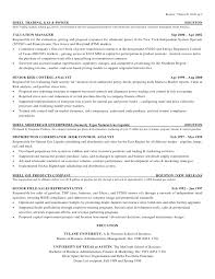 E Resume 2 Inspiration Thomas E Graff Two Page Resume V4040