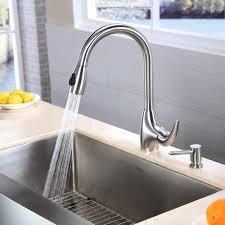 Retractable Kitchen Faucet Kitchen Faucet Kraususacom