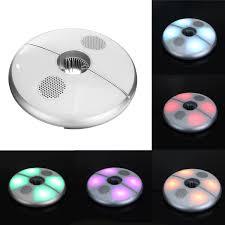 4 In 1 Smart Usb 64 Leds Umbrella Parasol Light Rgb Colorful Lamp Bluetooth Speaker 240lm Dc 5v