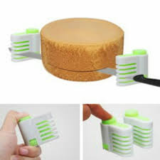 <b>2PCS 5</b> Leveler Slicing Cake & <b>Bread Slicer</b> | Shopee Malaysia