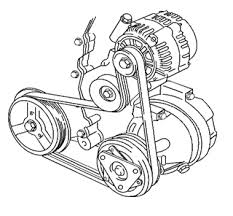 chevrolet cavalier i need a serpentine belt diagram for a